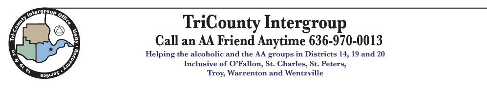 Tri-County Intergroup